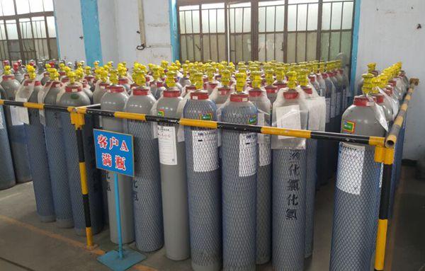 5.0N电子级氯化氢